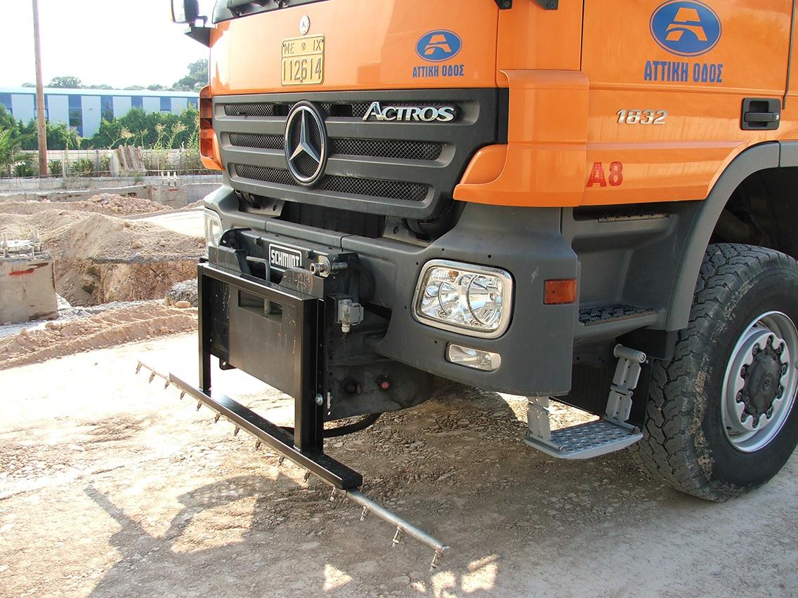 Ειδικές κατασκευές φορτηγό